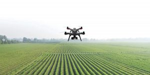 Many producers and agronomists are increasingly using UAVs, as well as fixed-wing aircraft and satellites, in farm operations to produce images, such as NDVI and NDRE.