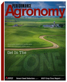 Winter 2018 Performance Agronomy Cover