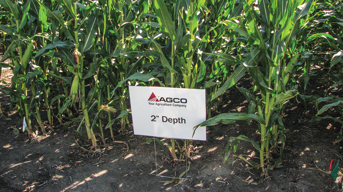 Better crop yield profitability solutions from the agco crop tour - Profitable crops small plots ...
