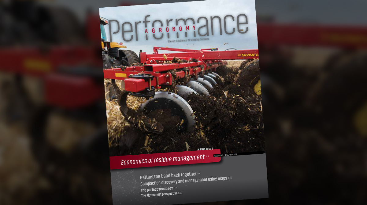 Performance Agronomy - Issue 4