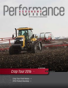 Performance Agronomy - Issue 5