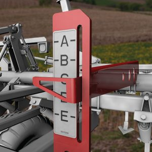 Sunflower Field Cultivators: Sweep-Depth Gauge